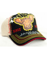 HAT JACKSON HOLE MOOSE PATCH