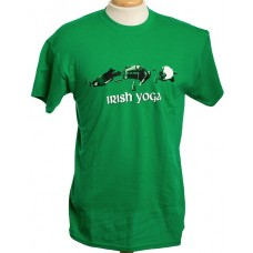 Short Sleeve T-Shirt Irish Yoga