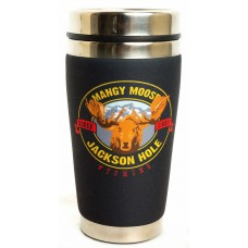 MUG TRAVEL MANGY MOOSE LOGO WATER PROOF