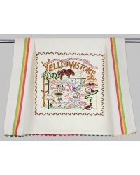 Yellowstone Dish Towel