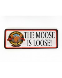 Magnet The Moose Is Loose
